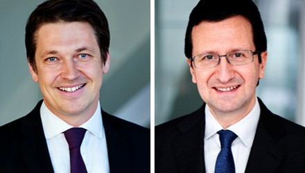 Martin Brunninger and Serge Prager, Managing Directors goetzpartners